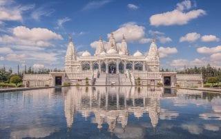 Traditional Hindu Temple